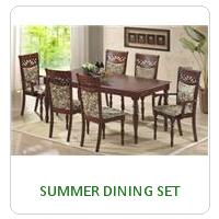 SUMMER DINING SET